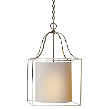 Gustavian lantern pendant by visual comfort at for Andy singer visual comfort