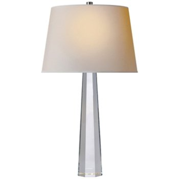 Octagonal spire table lamp by visual comfort at for Andy singer visual comfort