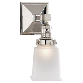 Boston Square Wall Sconce
