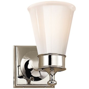 Siena bath wall sconce by visual comfort at for Andy singer visual comfort