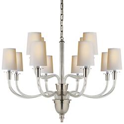 Vivian Two-Tier Chandelier