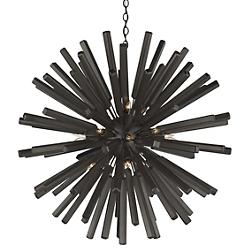 Lawrence Sputnik Chandelier (Aged Iron) - OPEN BOX RETURN