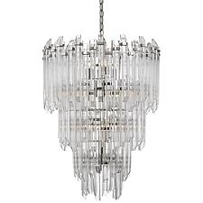 Adele Three Tier Waterfall Chandelier