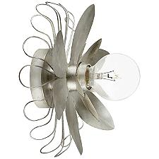 Keaton Mixed Floral Wall Sconce