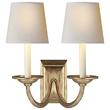 Flemish 2-Light Wall Sconce