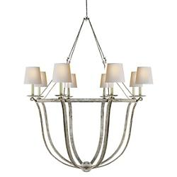 Lancaster 8-Light Chandelier