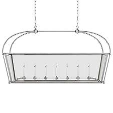 Plantation 7-Light Linear Suspension