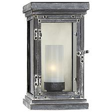 Somerset Modern Outdoor Wall Sconce