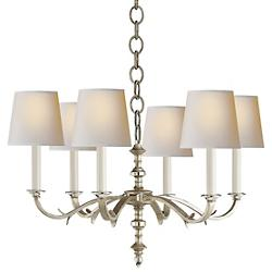 Channing 6-Light Chandelier