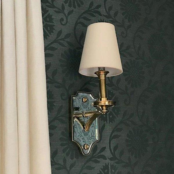 Verona Mirrored Wall Sconce