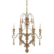 Katherine 6-Light Chandelier