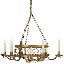 Margarite Iron 7-Light Chandelier