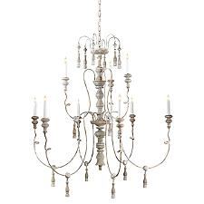 Michele 2-Tier Chandelier