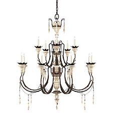 Percival 2-Tier Chandelier