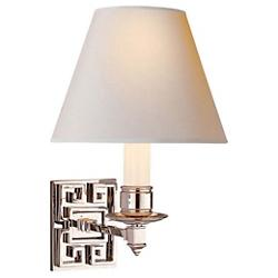 Abbot Wall Sconce