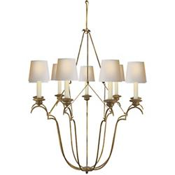 Belvedere 9-Light Chandelier