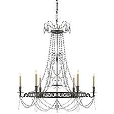 Belvoir 6-Light Chandelier