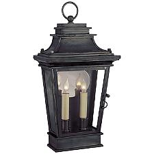 Club Door Outdoor Wall Sconce