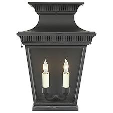 Elsinore 3/4 Outdoor Wall Sconce