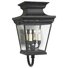 Elsinore Bracket Outdoor Wall Sconce