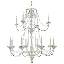 Flanders 2-Tier Chandelier