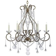 Gloster Tear Drop Chandelier