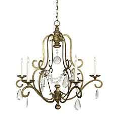 Piedmont 6-Light Chandelier