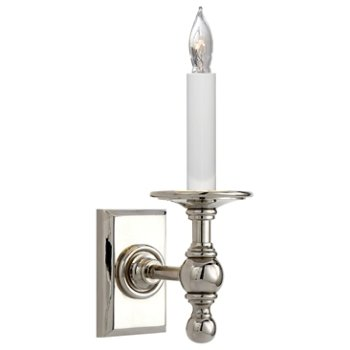 Library Classic Wall Sconce  sc 1 st  Lumens & Aspect Library Sconce by Visual Comfort at Lumens.com