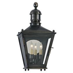 Sussex 3/4 Outdoor Wall Sconce