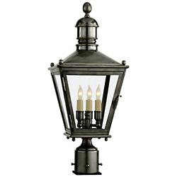 Sussex Outdoor Post Lantern