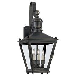 Sussex Outdoor Bracket Wall Sconce
