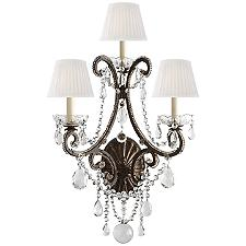 Adrianna Triple Wall Sconce