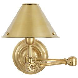 Anette Swing Arm Wall Sconce