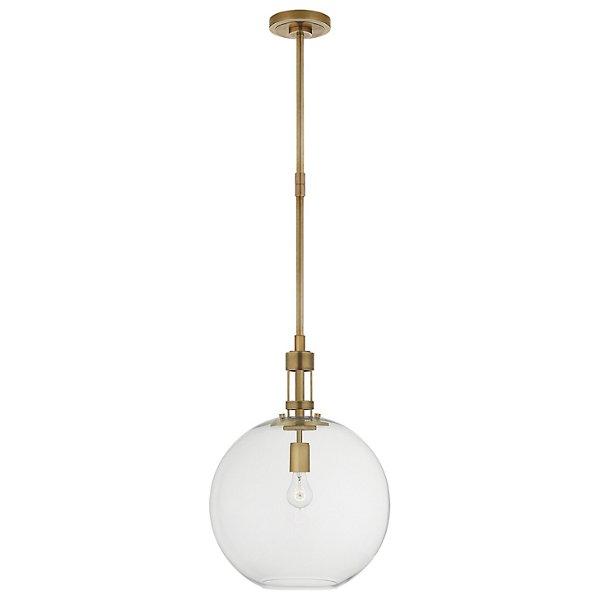 Gable Globe Pendant