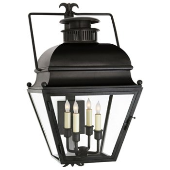 Holborn Outdoor Bracketed Wall Sconce