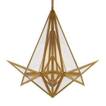 Shown in Antique Burnished Brass finish