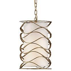 Bracelet Linen Pendant (Gilded Iron/Large) - OPEN BOX RETURN