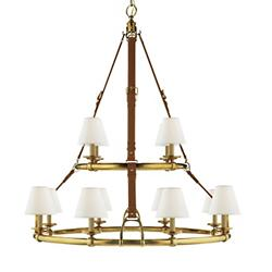 Westbury Multi-Tier Chandelier
