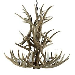 Straton Single Tier Chandelier