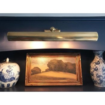 Shown in Hand-Rubbed Antique Brass finish