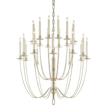 Shown in Belgian White finish, 2 Tiers