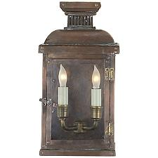 Suffork 3/4 Outdoor Wall Sconce