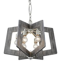 Lofty 6-Light Chandelier