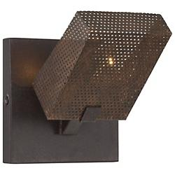 Gold Rush Wall Sconce