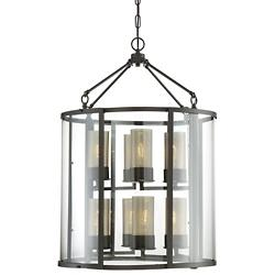 Jackson 2-Tier Foyer Chandelier
