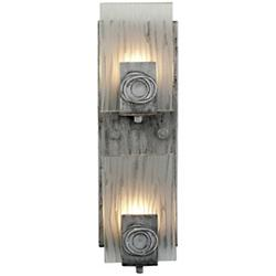 Polar Vertical Wall Sconce (2 Lights) - OPEN BOX RETURN