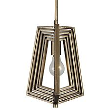 Gymnast 1-Light Pendant Light