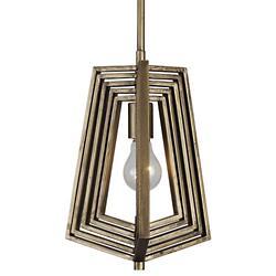 Gymnast 1-Light Pendant
