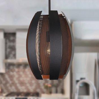 Shown in Two-Tone Copper Ore finish, lit