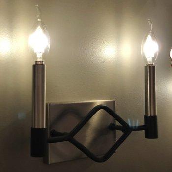Shown in 2 light, in use